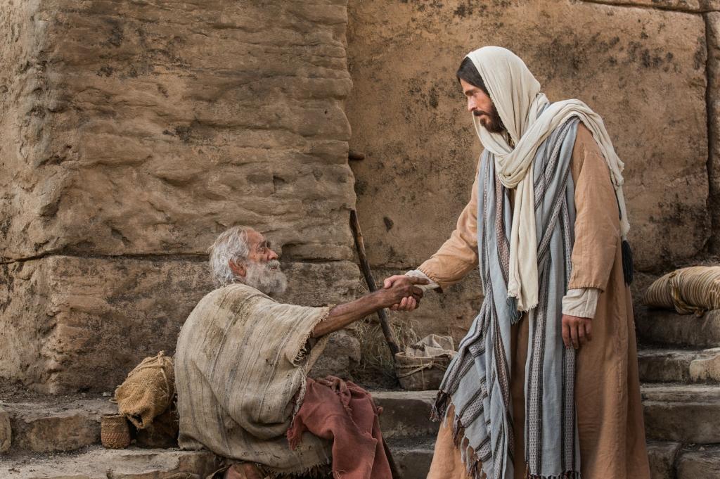 jesus heals on sabbath
