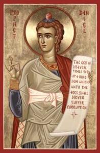prophet Daniel
