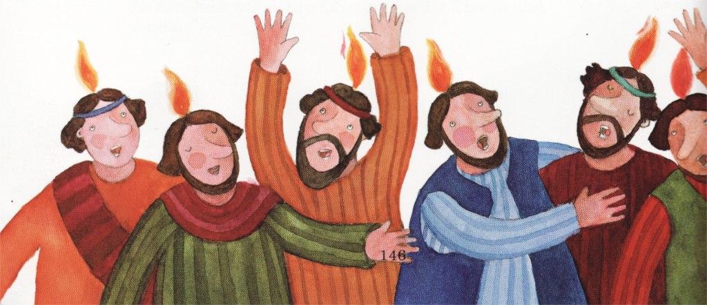Messy Ch Pentecost